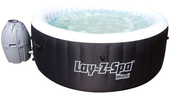 Bestway Lay-Z-Spa Miami Poreallas 180x65 cm
